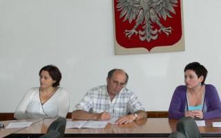 Praca w komisjach